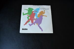 Starship  Sara 7039039 Vinyl 1985 RCA  FB49893 - Spalding, United Kingdom - Starship  Sara 7039039 Vinyl 1985 RCA  FB49893 - Spalding, United Kingdom