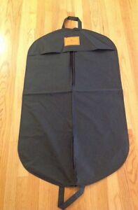 NEW ETRO Milano Italy Dark Brown Zip Garment Suit Bag Luggage Travel