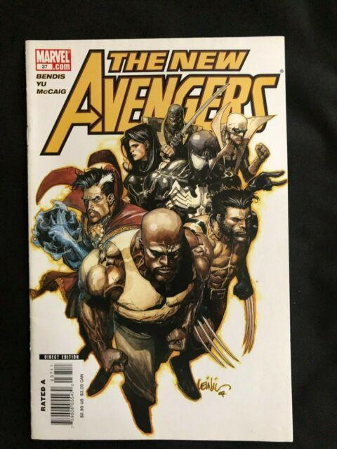 2005, Marvel Key NM New Avengers #7