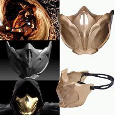 Mortal Kombat Mk11 Noob Saibot Cosplay Resin Mask Costume Game