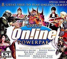 Online Powerpak, Acceptable  Video Games
