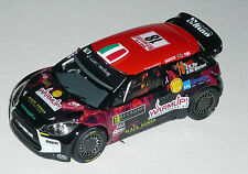 CITROEN DS3 WRC RE F. RALLY MONTE CARLO 2016  DECALS 1/43
