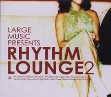 Large Music pres. Rhythm Lounge 2 (2003, US, digi) Miguel Migs, Mateo & M.. [CD]