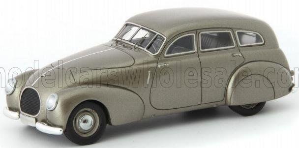 Wonderful modelcar KAMM K3 1939 - grigio metallic - 1/43 - ltd.333