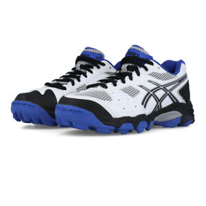 c217ca6a89119 Asics Enfant Gel Blackheath 4 Gs Hockey Chaussures De Sport Baskets ...