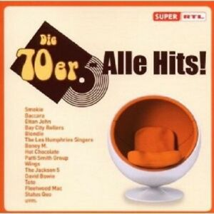 VARIOUS-ALLE-HITS-DIE-70ER-2-CD-POP-40-TRACKS-NEU
