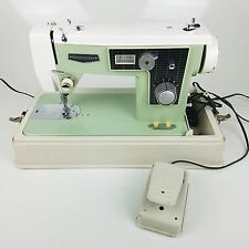 Heavy Duty Dressmaker Sewing Machine 290A Leather Upholstery Denim
