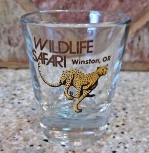 OREGON-039-S-WILDLIFE-SAFARI-SHOT-GLASS