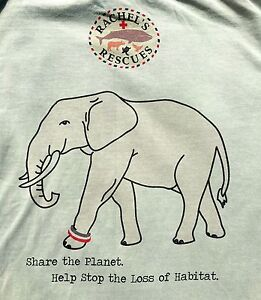 a26853e86 Image is loading Endangered-Animals-Species-Save-the-Elephant-Short-Sleeve-