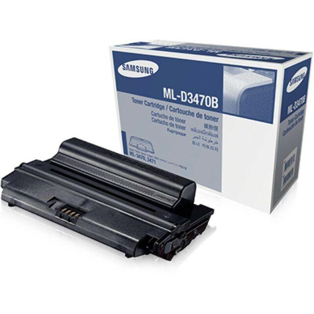 New & Original Samsung ML-D3470A Black Toner Cartridge ML-3471ND 4K Pages