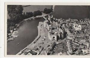Caernarvon Aerial RP Postcard  207a - Aberystwyth, United Kingdom - Caernarvon Aerial RP Postcard  207a - Aberystwyth, United Kingdom