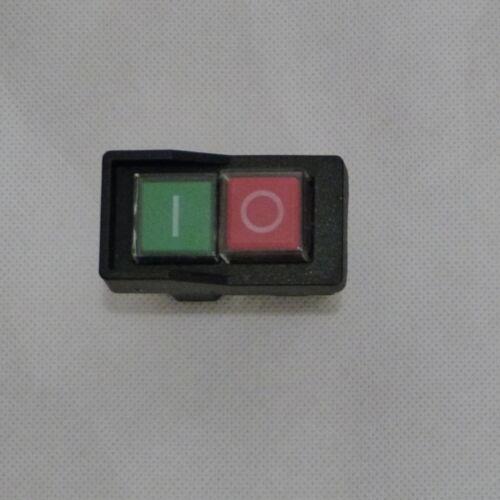 Schalter KEDU KJD 17 passend für Homebase SQS 2501 Häcksler Gartenhäcksler Neu