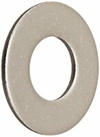 The Hillman Group 830504 Stainless Steel 5/16-inch Flat Washer, 100-pack, New, F on sale