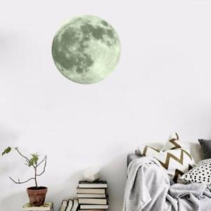 1pc-30cm-Waterproof-Luminous-Full-Moon-Wall-Sticker-DIY-Home-Decoration-Sticker