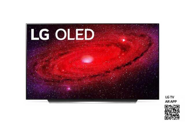 LG OLED55CX8LB 55 Zoll OLED CX 4K TV