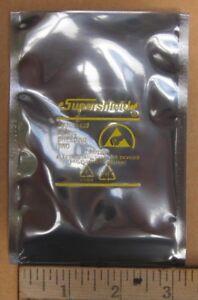 """200 3x5"""" Open-Top Dou Yee Static Shield Bags"""