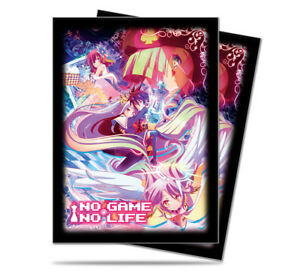 Details about No Game No Life - Disboard Card Sleeve [Ultra PRO] [TCG CCG]  [PKMN MTG]