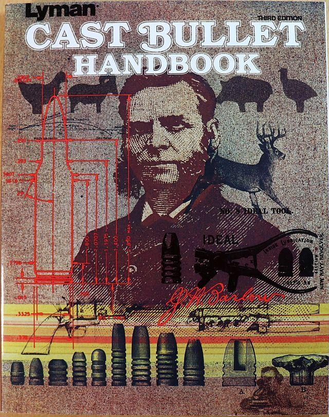 Lyman Cast Bullet Hanbdbook, 3.-Edition, neuwertig