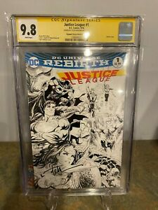 Justice-League-1-CGC-SS-9-8-Sketch-Cover-Signed-by-Tyler-Kirkham