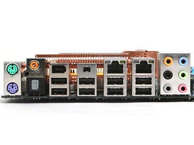 OEM I//O Shield For GIGABYTE GA-MA770T-UD3P Motherboard Backplate IO