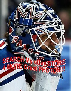 Statue Of Liberty Mask Henrik Lundqvist New York Rangers Custom