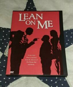 Lean-on-Me-Snapcase-DVD-Morgan-Freeman-Beverly-Todd