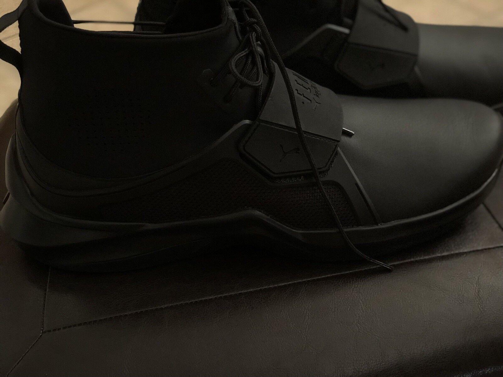 Puma 191001-01  rihanna fenty 191001-01 Puma l'allenatore ciao da scarpe nere 190 uomo numero 14 f40287