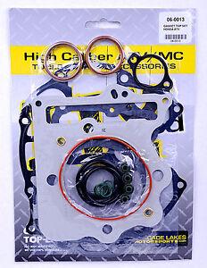New Top End Head Gasket Kit For HONDA Sportrax 400 TRX 400EX trx400ex TRX400X 1999-2014