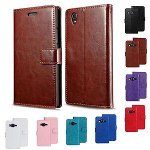 Flip-PU-Leather-Wallet-Case-Simili-Cuir-Housse-Etui-Coque-Portefeuille
