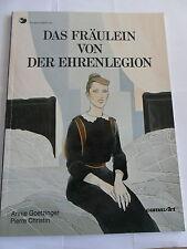 1x Comic - Das Fräulein von der Ehrenlegion