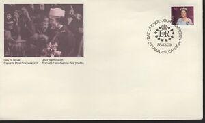 CANADA - QEII - 1164 FDC - PO CACHET -  1988