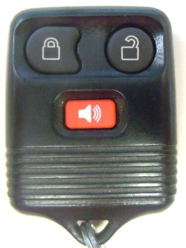 keyless entry remote control 2006 Ford F150 Super Duty transmitter alarm key fob