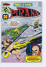 Thrill-O-Rama presents Pirana #3 Harvey Pub 1966