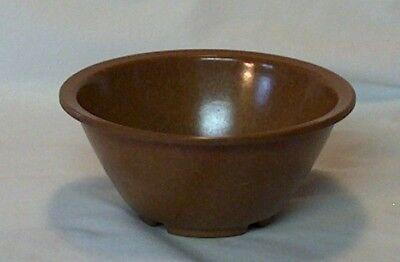 Halsey Inc  US brown or tan  melamine melmac coffee mug excellent unused