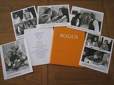 Bogus Movie Press Kit Photos- Whoopie Goldberg Gerard Depardieu PK204