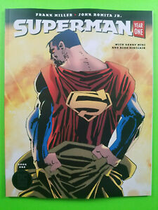 Superman-Year-One-1-Frank-Miller-Variant-NM-DC-Comics-2019