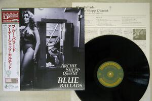 ARCHIE-SHEPP-BLUE-BALLADS-VENUS-TKJV-19052-Japan-OBI-AUDIOPHILE-180G-VINYL-LP