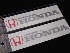 Honda Decal Sticker Vinyl Civic CRV Pilot Element Accord RSX Integra Odessey Si