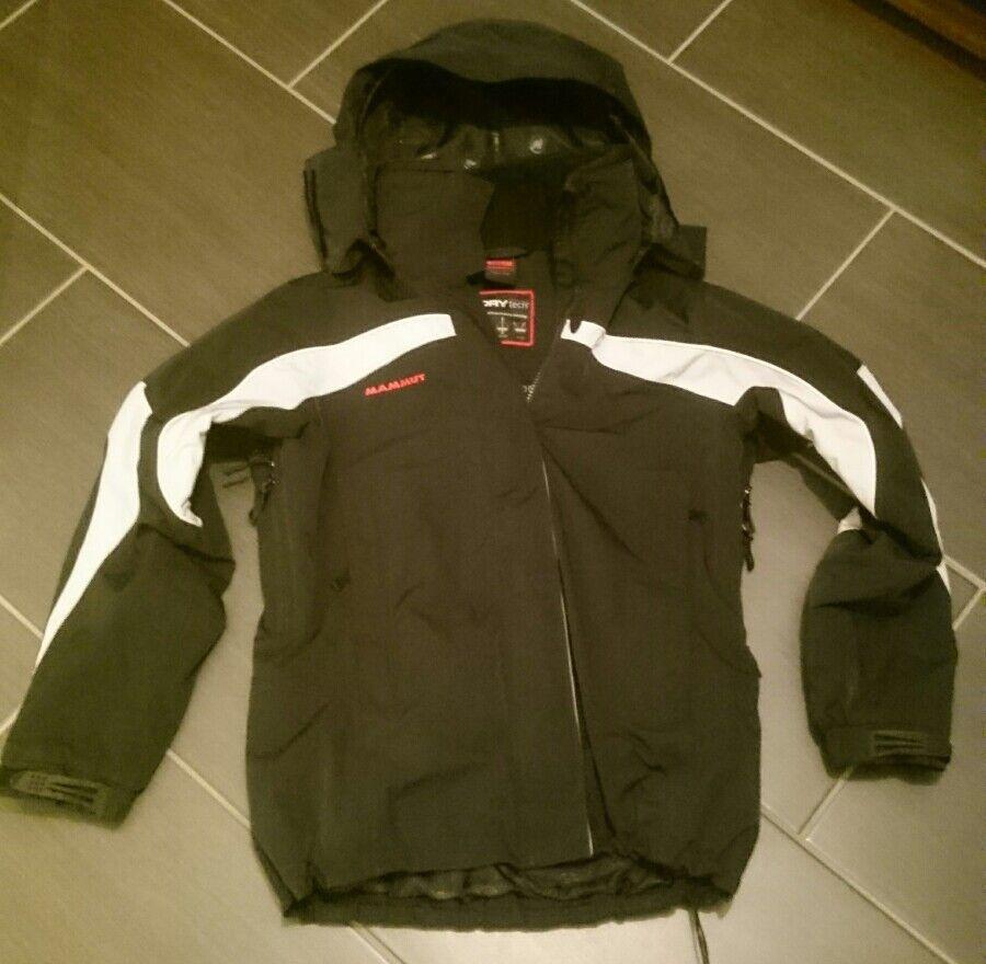 45) MAMMUT Dry-Tech WATERPROOF Outdoor Ski-Winter Jacke gr. S  Hardshell