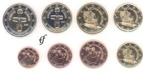 Zypern Kursmünze - wählen Sie von 1 Cent - 2 Euro und alle Jahre - Neu
