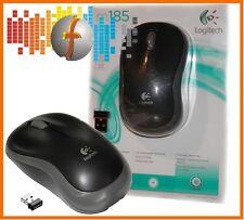 PC-Maus Logitech M 185 Kabellos//  Packetversand  // Funkmaus/ Wireless Mouse