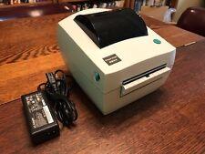 Zebra UPS  LP 2844 Direct Thermal Address Label Printer LP2844_Parallel/USB