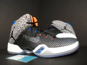 6663d90ee0eead NIKE AIR JORDAN XXXI 31 WHY NOT  RUSSELL WESTBROOK CEMENT BLACK BLUE ...