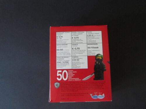 Lego Ninjago The Movie  Sticker Display OVP,ungeklebt