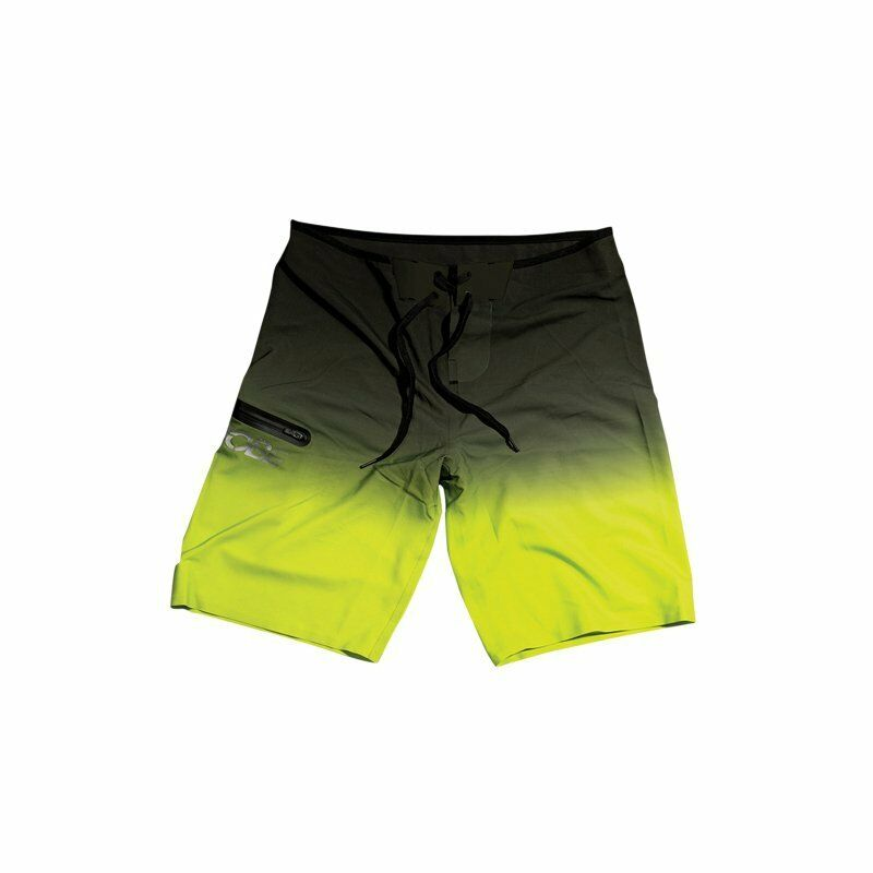 Jobe Impress Boardshort Ws Tech Men's Wakeboard Swim Trunks Surfing G - 7