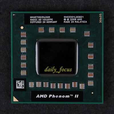 AMD Phenom II N970 2.2 GHz Dual-Core CPU Processor HMN970DCR42GM Socket S1