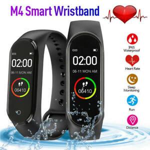 Smart-Bracelet-montre-Bracelet-Bracelet-Fitness-Tracker-pression-sanguine-frequence-cardiaque-M3
