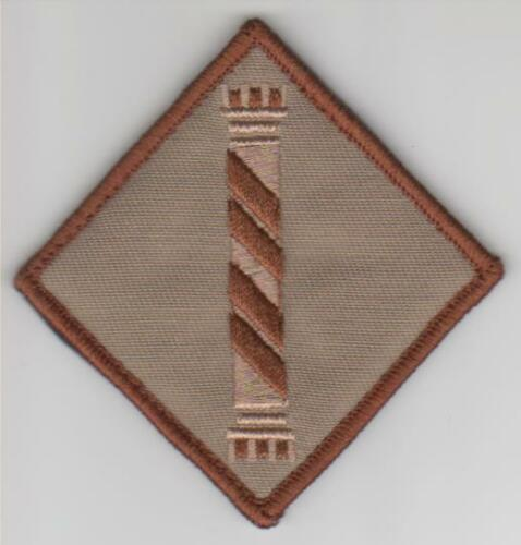 LATVIAN ARMY 1st INFANTRY BRIGADE HQ SUBDUED PATCH FREE SHIPPING LATVIA
