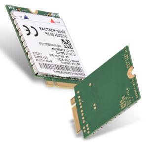 EM7345-04X6014-4G-LTE-WWAN-Karte-Board-Modulkarte-LTE-HSPA-Unterstuetzung
