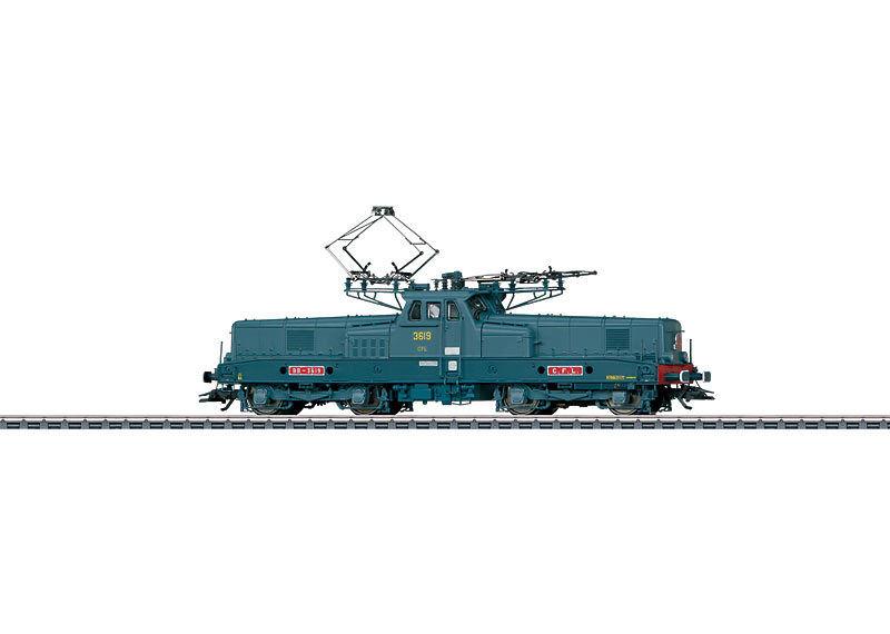 garantizado Märklin Märklin Märklin 37338 locomotora eléctrica Serie 3600 el CFL mfx Sound Modelo en metal  descuento de bajo precio